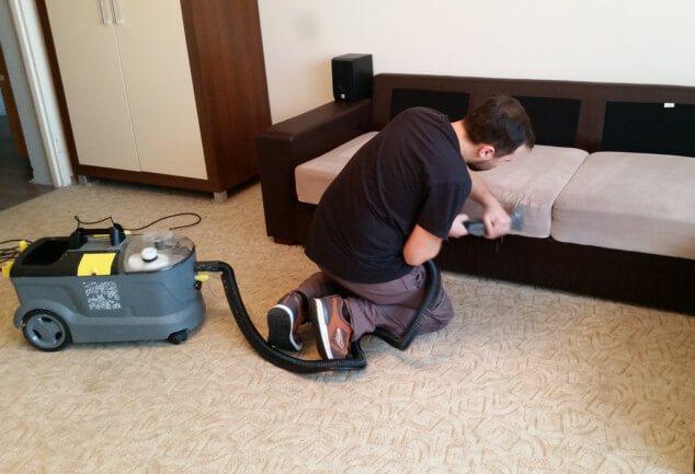 Niewiarygodnie Karcher Poznań | pranie, czyszczenie dywanów, wykładzin EN13